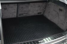 NISSAN PATHFINDER WHEN 5 SEATS UP (2005 ONWARDS) TAILORED RUBBER BOOT MAT [3103]
