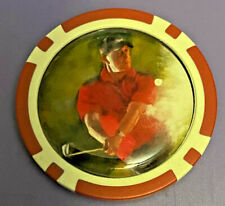 **PHIL MICKELSON**   The Masters Tournament - Poker Chip Golf Ball Marker