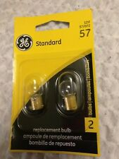 L@@K GE Replacement Bulbs 57 12V automotive dome multi application