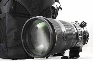 Nikon AF-S VR Nikkor ED 300mm F2.8G (IF) from JAPAN (N629)