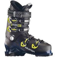 Salomon X Access 80 Large Bottes de Ski pour Hommes Chaussures Tout-Terrain Neuf