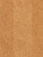Two Tone Caramel Faux Stripes Wallpaper EX2963