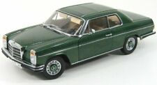 SUN-STAR 1/18 MERCEDES BENZ 280C STRICH 8 COUPE 1968 GREEN MET 04586