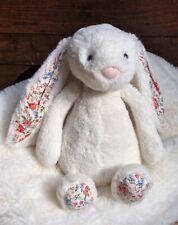 Jellycat Small White Blossom Bunny Vgc