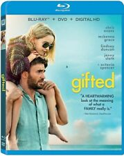 Gifted [New Blu-ray]