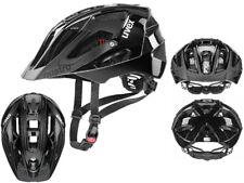 UVEX Sport MTB Fahrradhelm Quatro all black 52-57 cm
