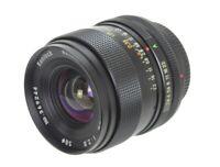 Kenlock MC Lens 28mm F 2.8 Mount Canon FD (Réf#A-831)