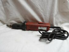 "Milwaukee 2"" Die Grionder with Carbide Burr"