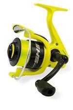 Mulinello pesca Shizuka SK3 + Filo spinning bolognese fondo feeder carp 3bb RN