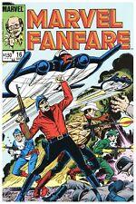 Marvel Fanfare #16 NM/MT