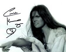 Sexy CAROLINE MUNRO In-person Signed Photo