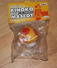 Officiel 1 up champignon Nintendo Keychain Kinoko mascotte BANPRESTO NEW MARIO