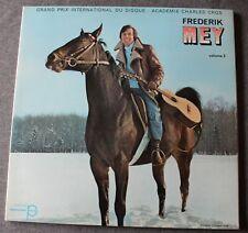 Frederik Mey, volume 2, LP - 33 tours