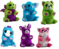 Switch a Rooz Reversible Plush Toys 19cm - Choice of  6 Different Characters-New