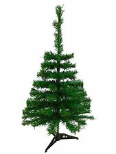24 Inch (60cm) Green Table Tree - Home & Office Christmas Decorations (AT24A)