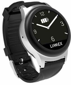 Limmex Notruf Uhr Senioren Smartwatch mit GPS und Notruf