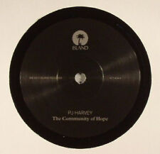 """PJ HARVEY The Community Of Hope 2016 UK limited edition etched vinyl 7"""" NEW"""