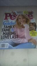 People Magazine - May 22, 2017 - Goldie Hawn - NO ADDRESS LABEL