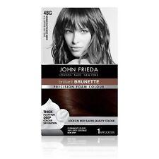 John Frieda Precision Foam Colour, 4BG Dark Chocolate Brown