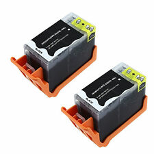 2pk New 920XL Black Compatible Ink Cartridge For OfficeJet 6000 6500 7000 7500