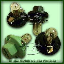Heater Control Unit Bulb Set - Range Rover P38 (JFC102550B)