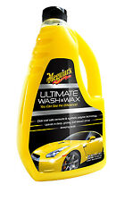 Meguiar´s ultimatives Autoshampoo rückfettend Carnauba Ultimate Wash Wax 1420ml