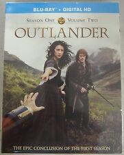 Outlander Season 1 Vol 2 (Blu-ray 2-Disc Set Box Set Stationary)Target Exclusive