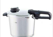 Fissler Schnellkochtopf Vitavit Premium 6 L mit Dämpfeinsatz / Pressure Cooker