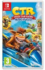 CRASH TEAM RACING NITRO FUELED NINTENDO SWITCH ITALIANO GIOCO BANDICOOT KART