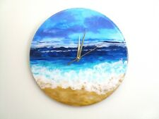 RESIN WALL CLOCK Ocean Theme ORDER FORM