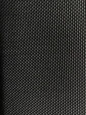 "BLACK BALLISTIC 1050D NYLON FABRIC 60""W CORDURA WATER REPELLANT COATED OUTDOOR"