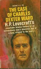 THE CASE OF CHARLES DEXTER WARD  by H.P. Lovecraft -1st Paperback Printing RARE