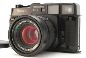 【Excellent+++++CLA'd】Fujifilm GW690II Medium Format Film Camera fro Japan-#2666