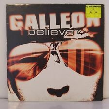 "Galleon ‎– I Believe (Vinyl, 12"", Maxi 33 Tours)"
