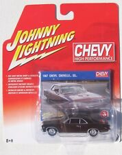 JOHNNY LIGHTNING CHEVY HIGH PERFORMANCE 1967 CHEVY CHEVELLE SS #3