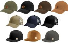 CARHARTT Authentic Odessa Hat, Rugged Professional Mesh or Ashland Flat Brim Cap