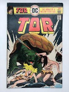 TOR # 6 1976 LAST ISSUE JOE KUBERT DC BRONZE AGE COMIC BOOK