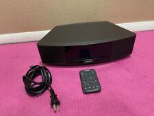 Bose Wave Music System IV with Remote, CD Player  AM/FM Radio Espresso Black