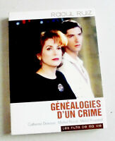 Généalogies d'un crime - Raoul RUIZ / PICCOLI / DENEUVE - Ed. cartonnée