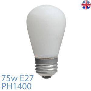 PH1400 240v 75w E27 LPL Enlarger Bulb Lamp PH1400 UK Stock