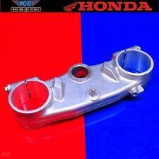 2007 Honda CRF250 Lower Bottom Triple Clamp Fork Tree CRF450R CRF250R