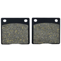 Rear Brake Pads For KAWASAKI Z 500 1000 SUZUKI GSX 400 750 1100 GS 550 1000 GMA