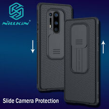 NILLKIN Camera Protection Slide Lens Protection Back Case For OnePlus 8 / 8 Pro