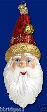 *Sinterklaas* Santa St. Nicholas Dutch [40181] Old World Christmas Ornament- NEW
