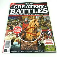 GREATEST BATTLES 9th Ed All About History 2020 162 Pg NEW Hastings Waterloo Dday