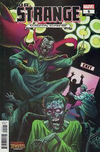Dr. Strange Nr. 5 (2020), Marvel Zombies Variant Cover, Neuware, new