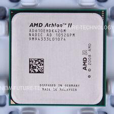 AMD Athlon II X4 610e (AD610EHDK42GM) CPU 1000 MHz 2.4 GHz Socket AM3 100% Work