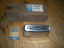 NOS 1966 67 68 69 70 71 FORD FAIRLANE TORINO TAIL GATE HANDLE & LOCK COVER ASY