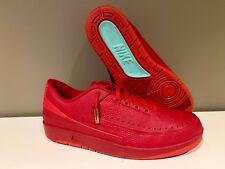Air Jordan 2 Retro Low Red Men's Shoes