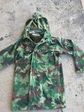 YUGOSLAVIAN ARMY M89 CAMOUFLAGE JACKET SERBIAN SERBIA BOSNIAN WAR M93 JNA SERB